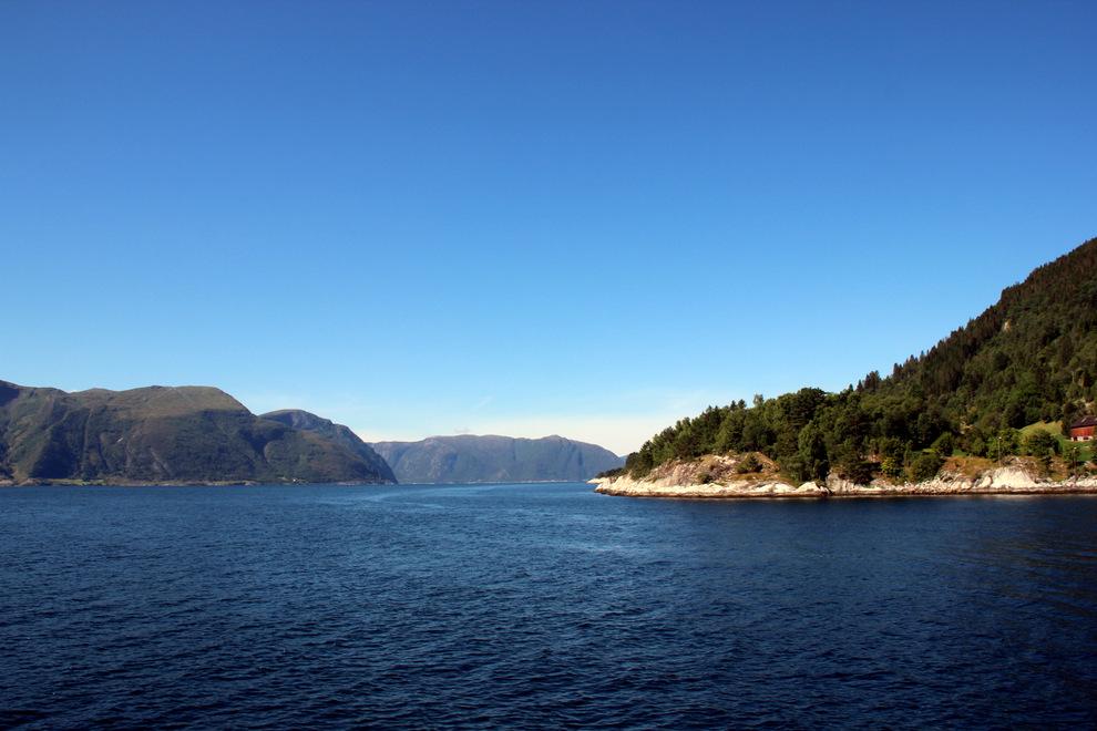 NOORWEGEN | De prachtige fjorden bij Balestrand