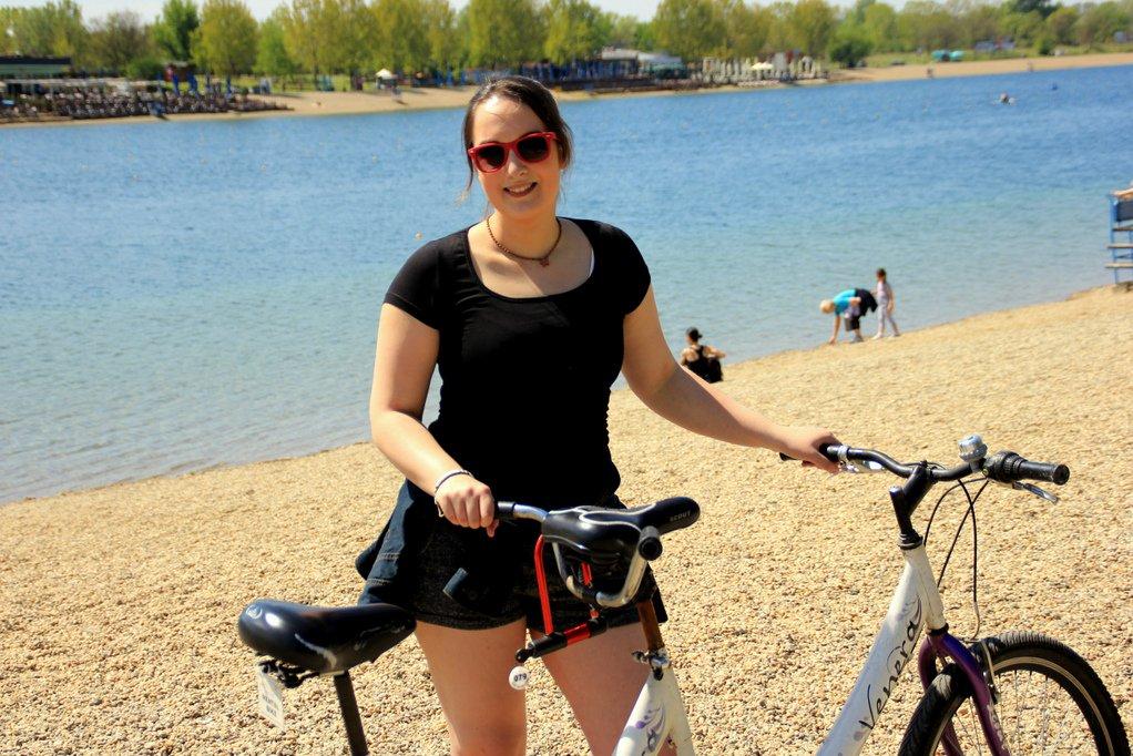 BUCKET LIST #122   Op een tandem fietsen (in Servië!)