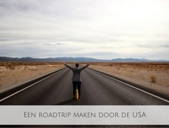 Een roadtrip maken door de USA