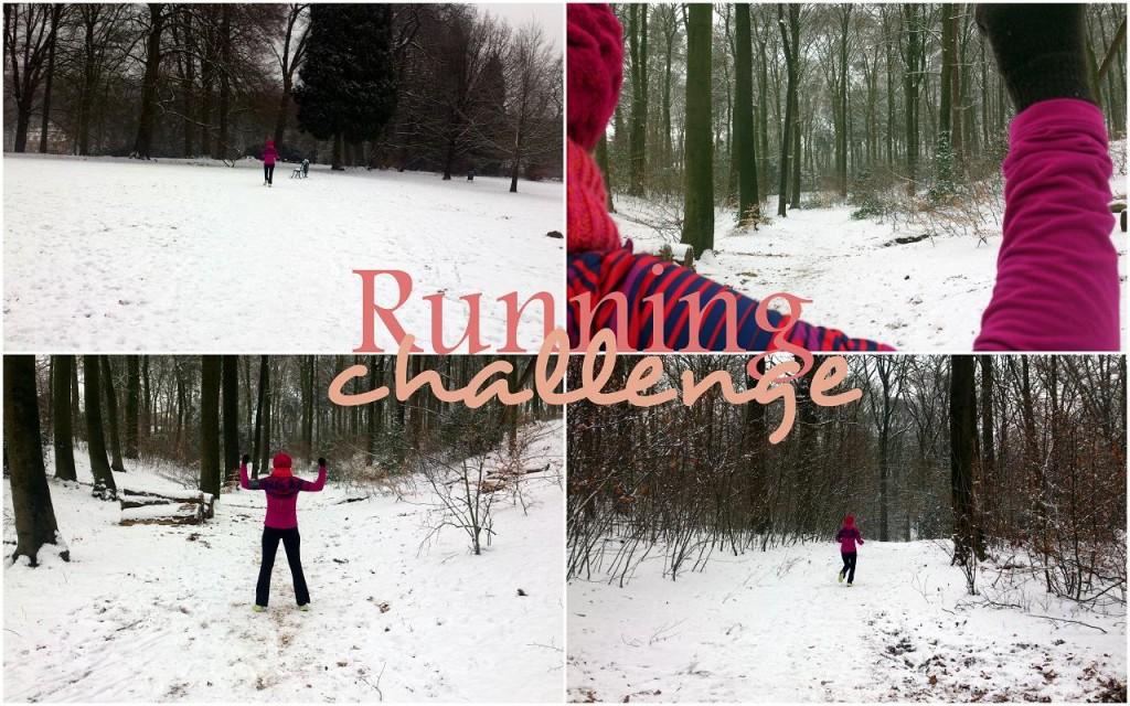 Running Challenge klein