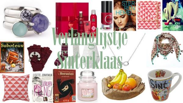 Geliefde VERLANGLIJSTJE SINTERKLAAS | 35 cadeau ideeën! - Mariekevanwoesik.nl &LM77