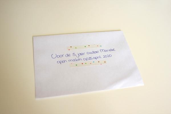 BUCKET LIST #119 | Schrijf een brief aan jezelf voor over 5 jaar