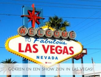 Gokken in Las Vegas!