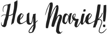 Mariekevanwoesik.nl - Personal blog