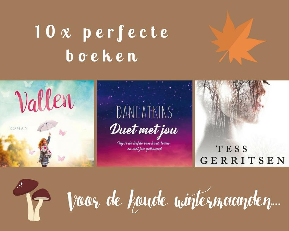 10x De Perfecte Boeken Om Te Lezen Deze Winter Mariekevanwoesiknl
