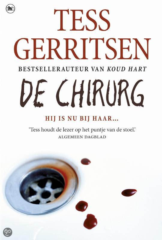 Tess-Gerritsen-De-Chirurg